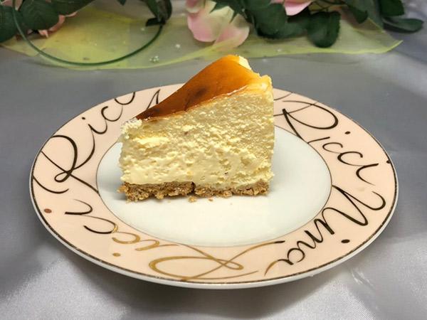 プレーンのチーズケーキの画像2