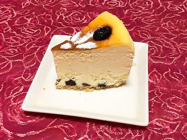 ラムレーズンのチーズケーキの画像2